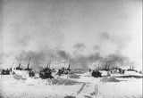 Still frame from: The Battle of Russia