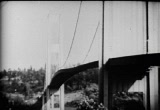 Still frame from: Tacoma Narrows Bridge Collapse (Standard 4:3)