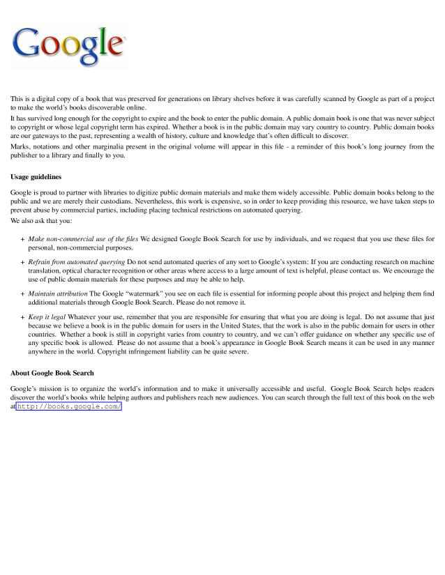 Robert O 'Reilly Eleanor Grace O 'Reilly - Doll world; or, Play and earnest
