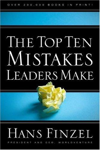 Download The Top Ten Mistakes Leaders Make