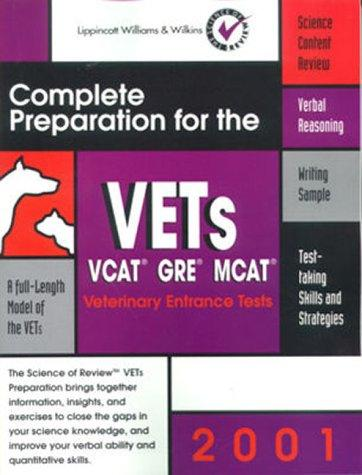 Download VETS: Complete Preparation for the Veterinary Entrance Tests