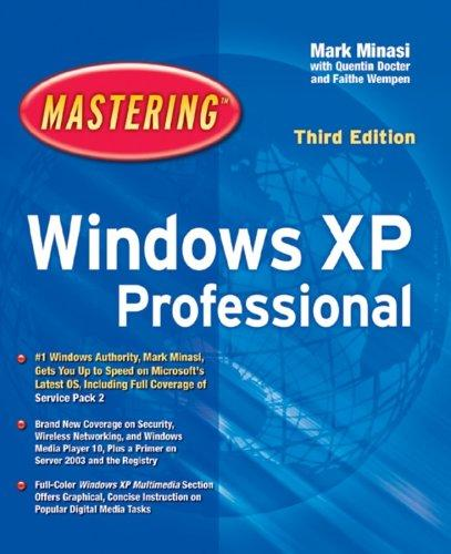 Download Mastering Windows XP Professional