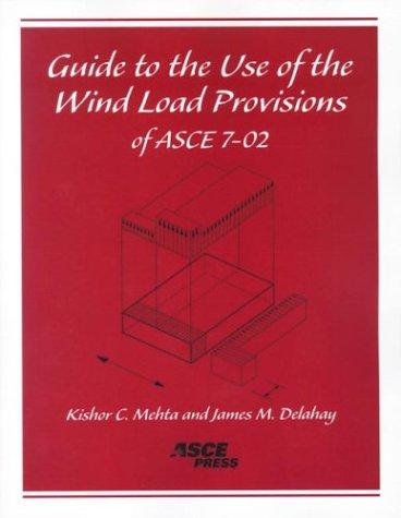 Image for Guide to the Use of the Wind Load Provisions of ASCE 7-02