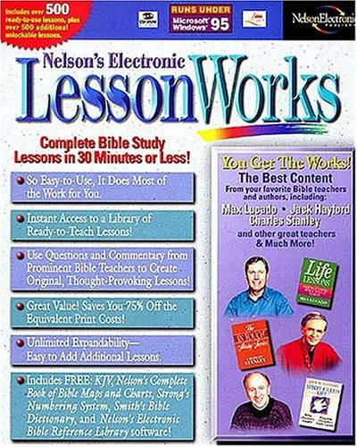 Nelson's Electronic Lesson Works