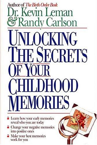 Download Unlocking The Secrets Of Your Childhood Memories