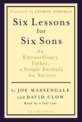 Six Lessons for Six Sons
