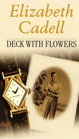 Download Deck with flowers