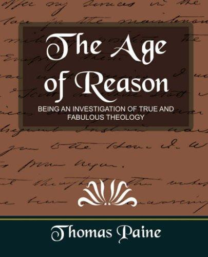 Download The Age of Reason