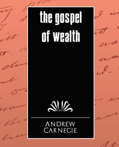 Download The Gospel of Wealth
