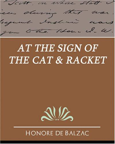 At the Sign of the Cat & Racket