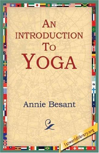 Download An Introduction To Yoga