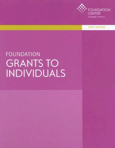 Download Foundation Grants to Individuals