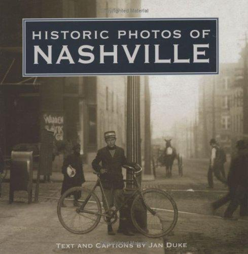 Historic Photos of Nashville, TN, Duke, Jan