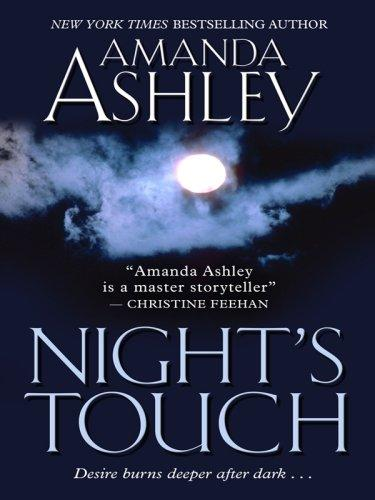 Night's Touch (Wheeler Large Print Book Series)