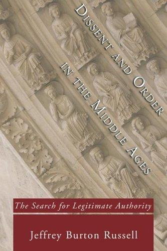 Download Dissent and Order in the Middle Ages