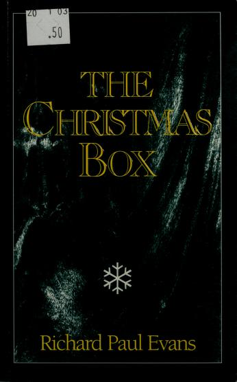 The Christmas box by Marcus Cole, Greg Taylor