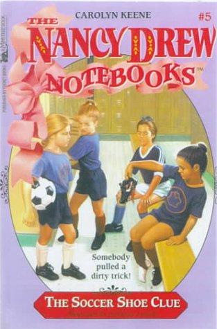 The Soccer Shoe Clue by Carolyn Keene