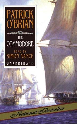 The Commodore (Aubrey Maturin Series)