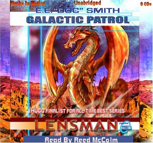 Galactic Patrol by Frederick E. Smith