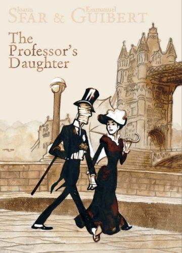 The Professor's Daughter Collector's Edition by Emmanuel Guibert