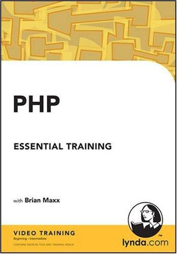 PHP Essential Training by Brian Maxx