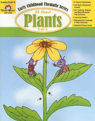 All About Plants by Lisa V. Matthews
