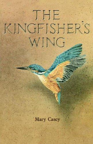 The kingfisher's wing